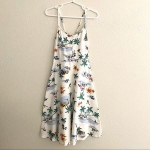 Old Navy Tropical Girl's Dress